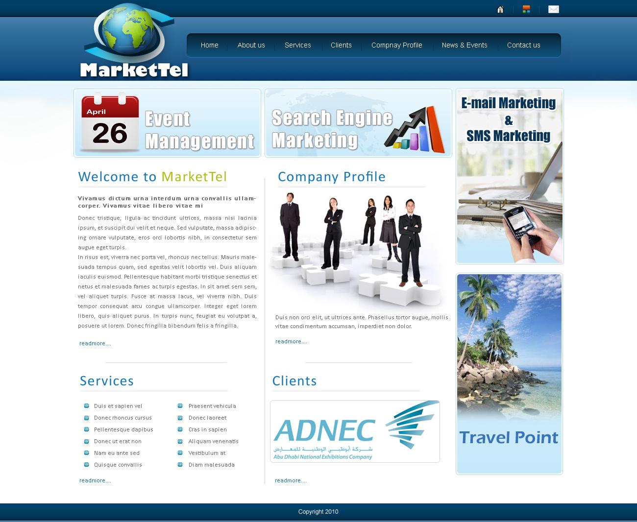 London Website Design and Development Company
